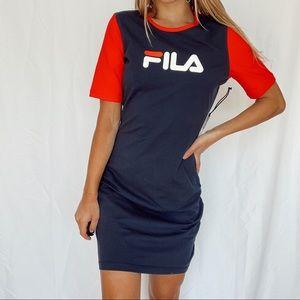 fila dress !